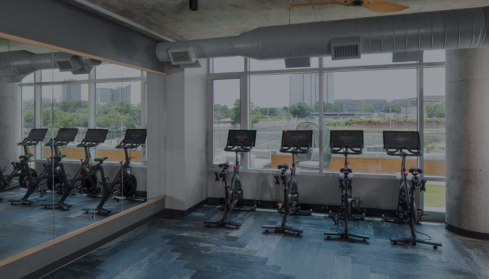Peace Raleigh Apartments Fitness Center